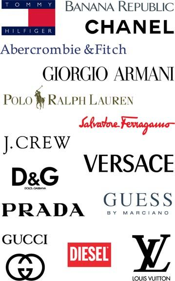 Top 10 Fashion Logos - The Best Clothing Brand Design 44