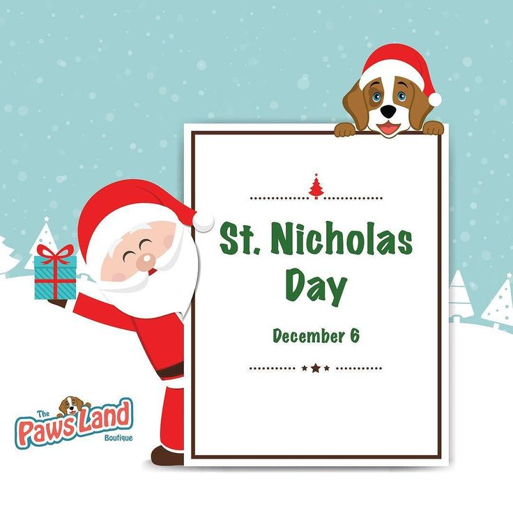 "Saint Nicholas' Day observed on December 6 in Western Christian countries December 5 in the Netherlands and December 19 in Eastern Christian countries is the feast day of Saint Nicholas. It is celebrated as a Christian festival with particular regard to his reputation as a bringer of gifts as well as through the attendance of Mass or worship services. In Europe especially in ""Germany and Poland boys would dress as bishops begging alms for the poor."" In Ukraine children wait for St. Nicholas…"