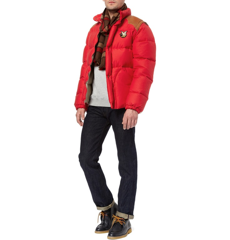 Chevignon Togs Unlimited Down-Filled Jacket http://rstyle ...