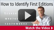 How to Identify First Editions Video  Excellent video