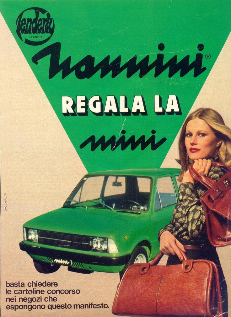 Nannini, 1975 - regala una Mini, un idolo di quegli anni