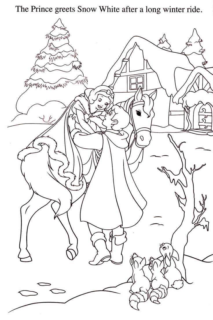 Disney snow white printable coloring pages disney coloring book - Disney Coloring Pages