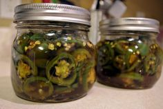 Candied Jalapenos - pinning this on my gardening board to remind me what to do with all my peppers this summer!