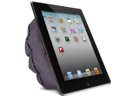 iPad Cushion.....also reverses to protect the iPad.