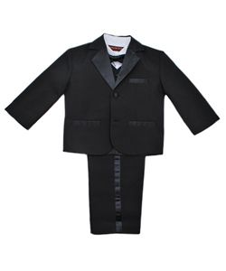 Kaifer Little Boys' Toddler 5-Piece Tuxedo (Sizes 2T - 4T) $29.99