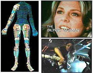 the bionic woman ( la donna bionica)
