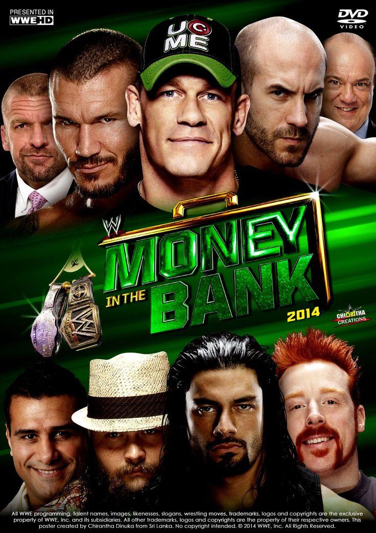 Pin di Christian Goffredo su WWE PPV