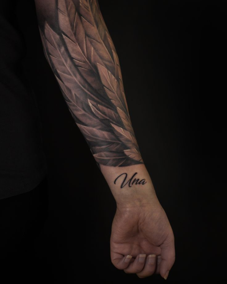 Wing Tattoo Freehand – #freehand #geisha #Tattoo #…
