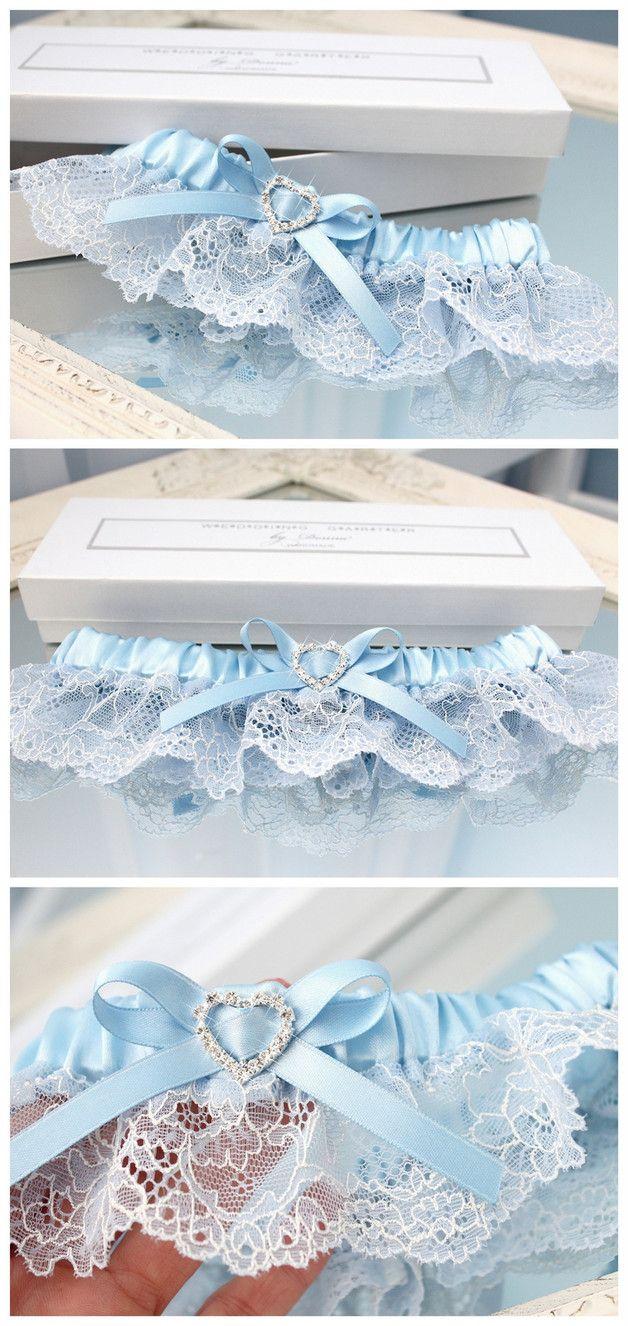 Strumpfband Braut Handgefertigt Romantisch Blau Spitze Strumpfband Hochzeit Strumpfbander Hochzeit Strumpfband Hochzeit Hellblaue Hochzeit Hochzeitsstrumpfband