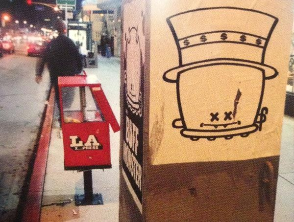 Found Street Art