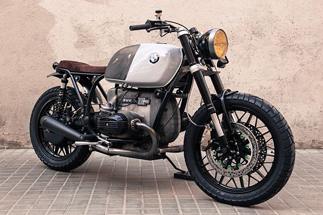'79 BMW R100RS – The Bike Lab