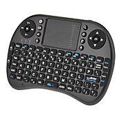 rii i8 2.4g rf draadloze handheld toetsenbord met muis touchpad voor pc / tablet / notebook – EUR € 12.12