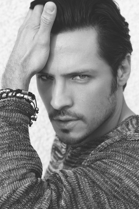 Nick Wechsler...love those stern looks.