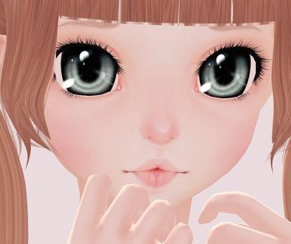 FREE! - M3/Kemono Eyes - Moe (Enfer Sombre*) free