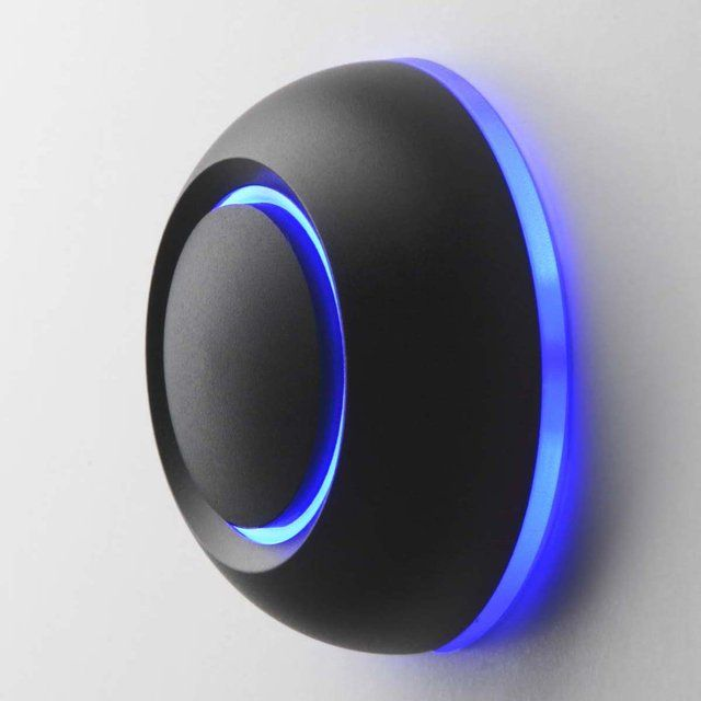 True Illuminated Doorbell by Spore & 38 best DoorBells images on Pinterest | Door handles Door ... pezcame.com