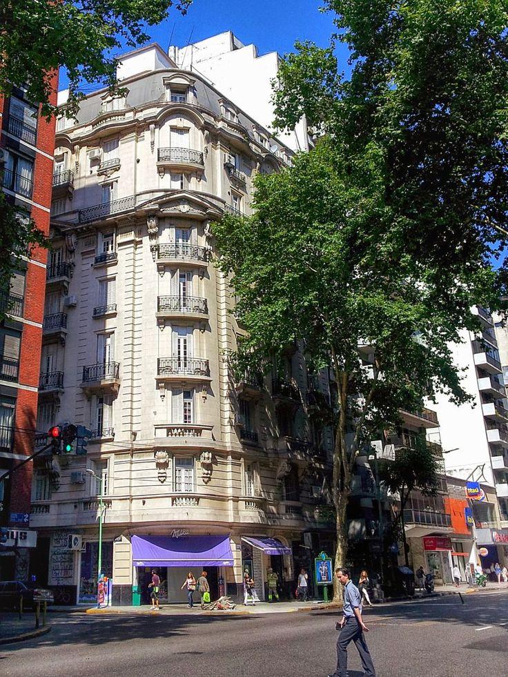 Av Santa Fe y Vidt. Palermo, Buenos Aires