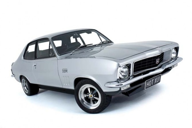 1972 Torana GTR XU-1