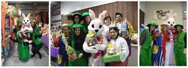 Caffreys Chocolate Warehouse Easter