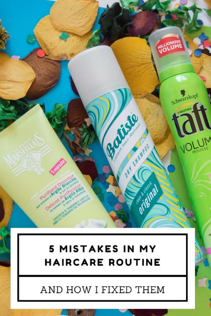 5 Mistakes I Was Making In My Hair Care Routine & How I Fixed Them