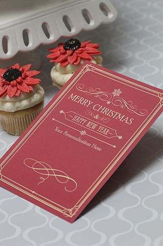 Snowflake Sophistication Card (XNM26548FCP-92 - Business Favorites) #CarlsonCraft http://www.blairmarieevents.carlsoncraft.com/
