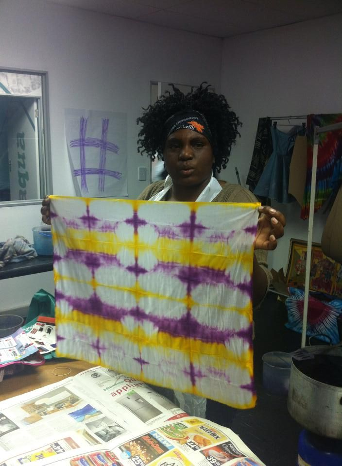 #dyeandprints