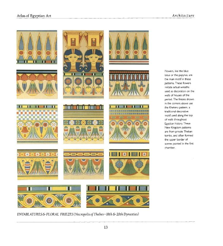 Atlas of Egyptian Art                                                   Architecture     King Tuthmosis III com- missioned...