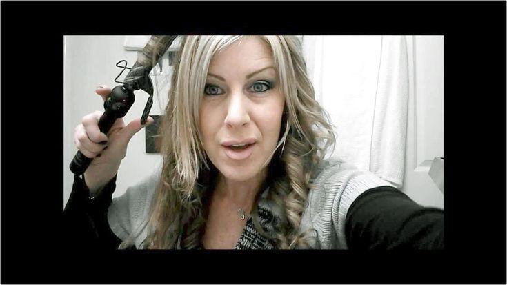 HOW TO CURL FINE~THIN HAIR. This girl amazing tutorials #ShortFineHair If you li…