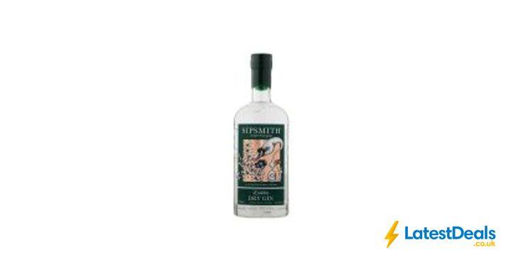Sipsmith Gin 70cl, £25.50 at Sainsbury's