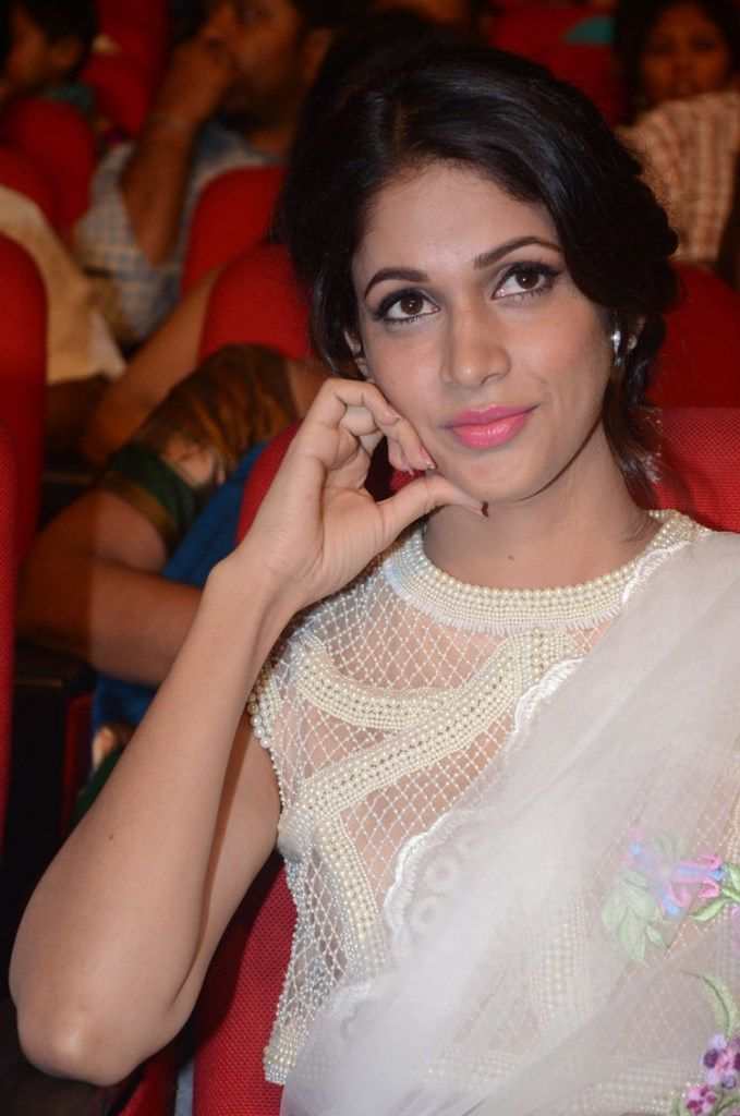 Cutie Turns Hottie : Lavanya Tripathi Hot White Transparent Saree Ruined Everyone's Virtue