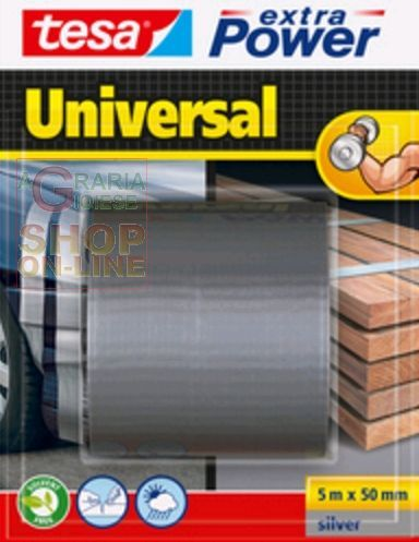 TESA NASTRO AMERICANO EXTRA POWER MM. 50X5 MT. SILVER https://www.chiaradecaria.it/it/adesivi/18199-tesa-nastro-americano-extra-power-mm-50x5-mt-silver-4042448023148.html