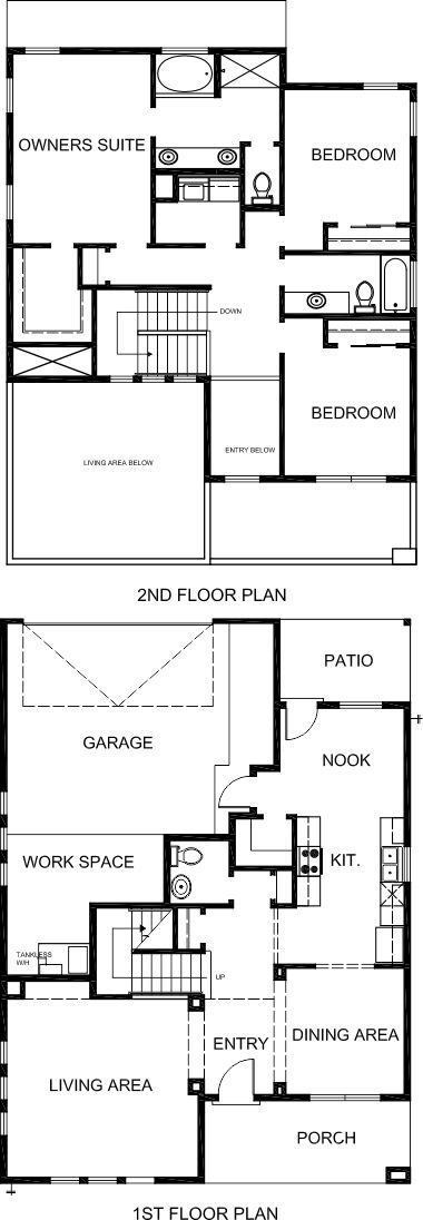 17 best images about twilight homes floor plans on