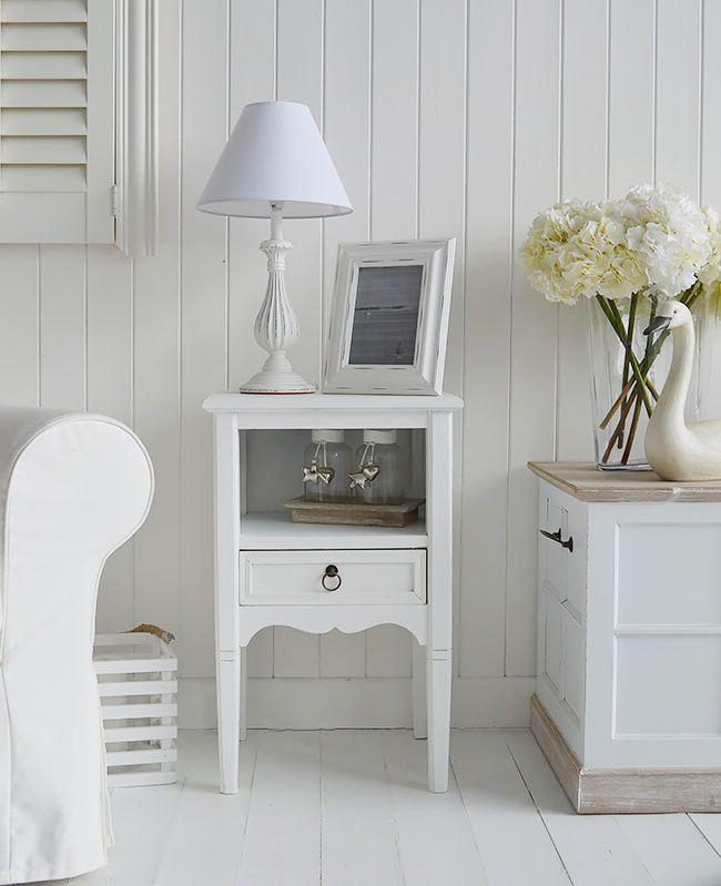 18 Best Slim Narrow Bedside Tables Images On Pinterest