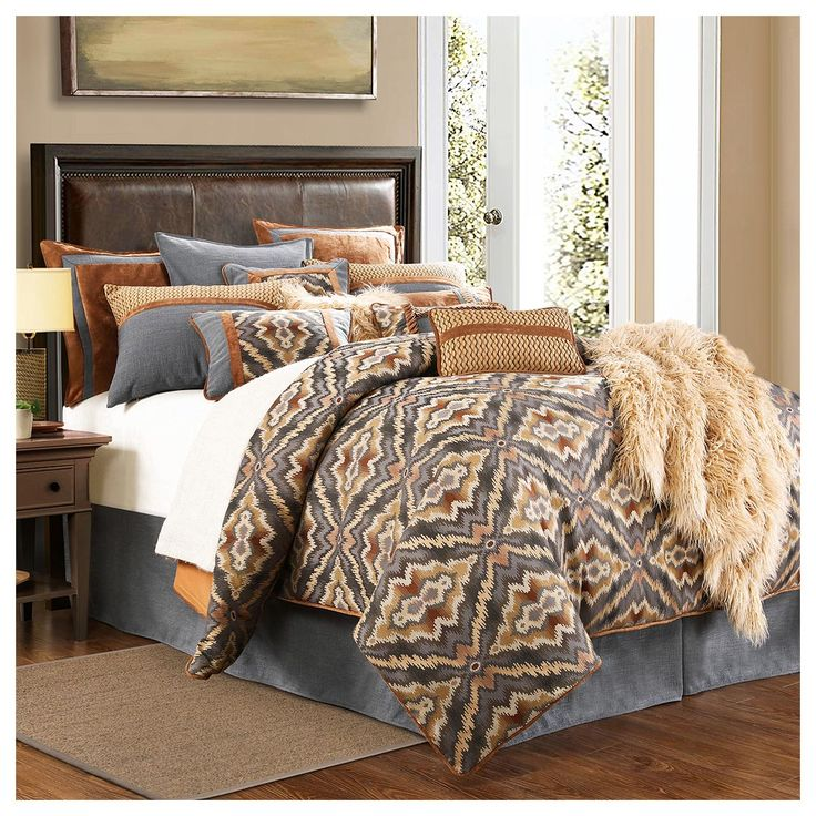 Desert Oasis Comforter Set Super King Comforter sets