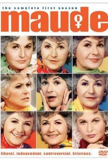 "what a funny show!  It still holds up...even the ""young"" people can enjoy the wit and great acting in ""Maude""!"