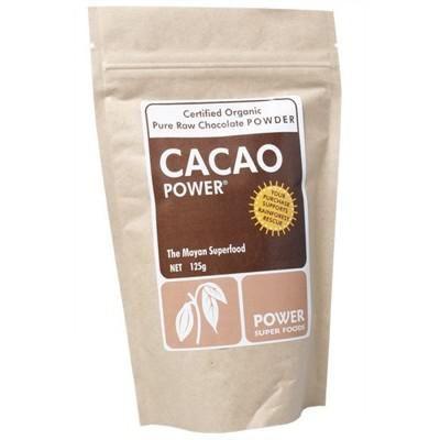 Cacao powder for all those yummy desserts www.redhotbodies.com.au