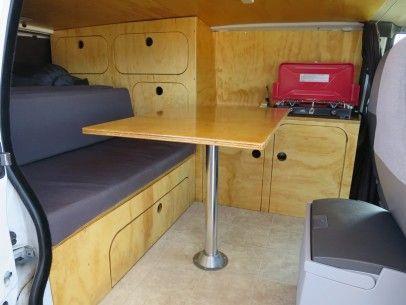 Good CarMa in BC - Our sweet campervan GMC Safari