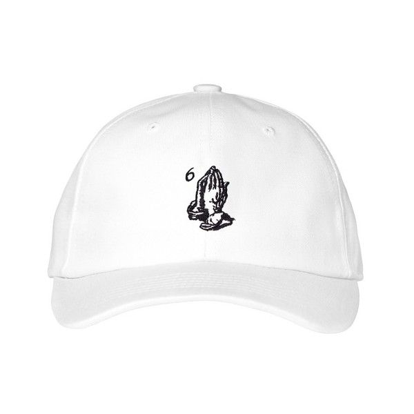 6 GOD SPORTCAP STRAPBACK SPORTCAP October's Very Own ($45) ❤ liked on Polyvore featuring accessories and hats