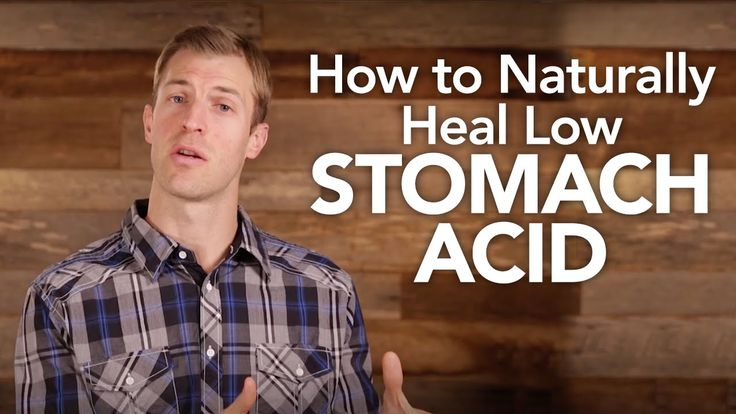 How to Naturally Heal Low Stomach Acid  http://www.draxe.com #health #holistic #natural
