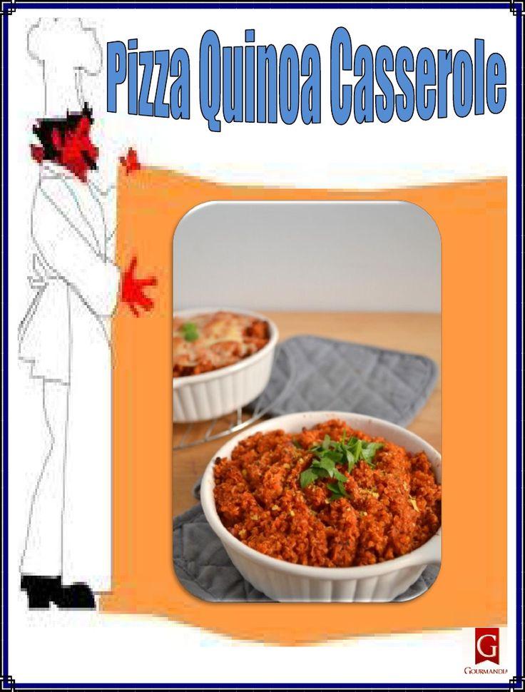 75 best quinoa for kids images on pinterest healthy foods pizza quinoa casserole forumfinder Images