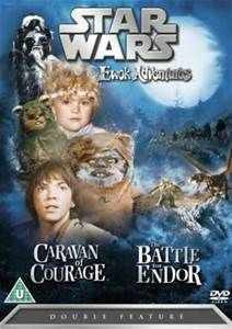ewok movie - Ewoks are amazing and deserved their own story!
