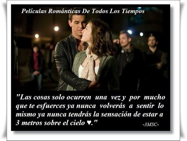 Un Amor Para Recordar Frases Amp Imgenes De Pelculas 3
