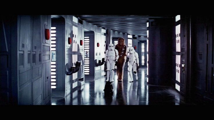 Star Wars Death Star Interior Deathstar Detention Block