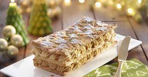 Aprende a preparar Milhojas de turrón con las recetas de Nestle Cocina. Elabórala en casa con nuestro sencillo paso a paso. ¡Delicioso! #NestleCocina