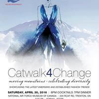 CatWalk4Change! Get your tickets now!