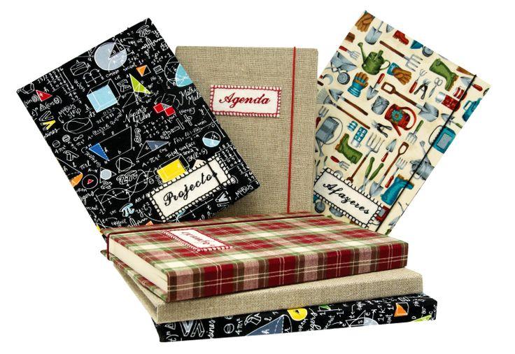 Agendas e Cadernos A5 desde 15.90€ | Gente da minha Terra