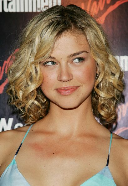Smart Adrianne Palicki ...  Fashionable Hairstyles ...   Palicki also appeared as Judy Robinson in John Woo's unsold pilot, The Robinsons: Lost in Space.