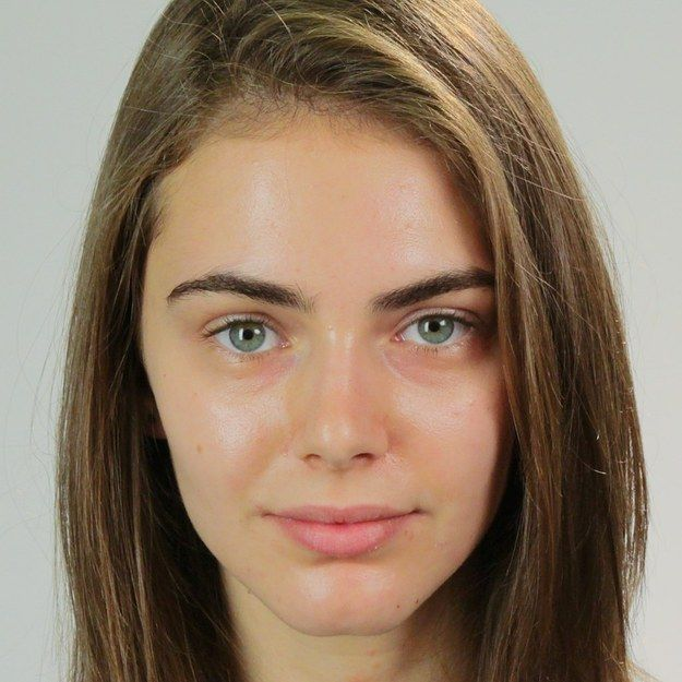 Here's What Top Professional Models Look Like Without