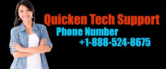 Quicken Customer Service Phone Number 1888 524 8675