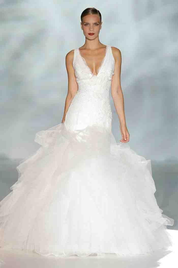 38 besten high neck wedding dress Bilder auf Pinterest ...