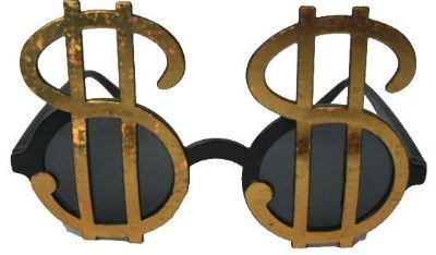 #Dollar #Eye #Glasses #Party